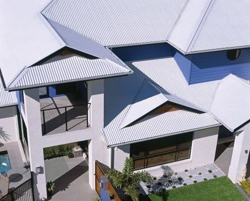 Stratco Corrugated 42 Colorbond Roofers Online