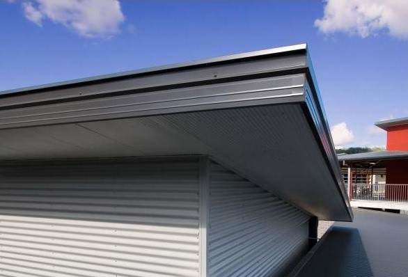 Stratco Clickfast Fascia Colorbond Roofers Online