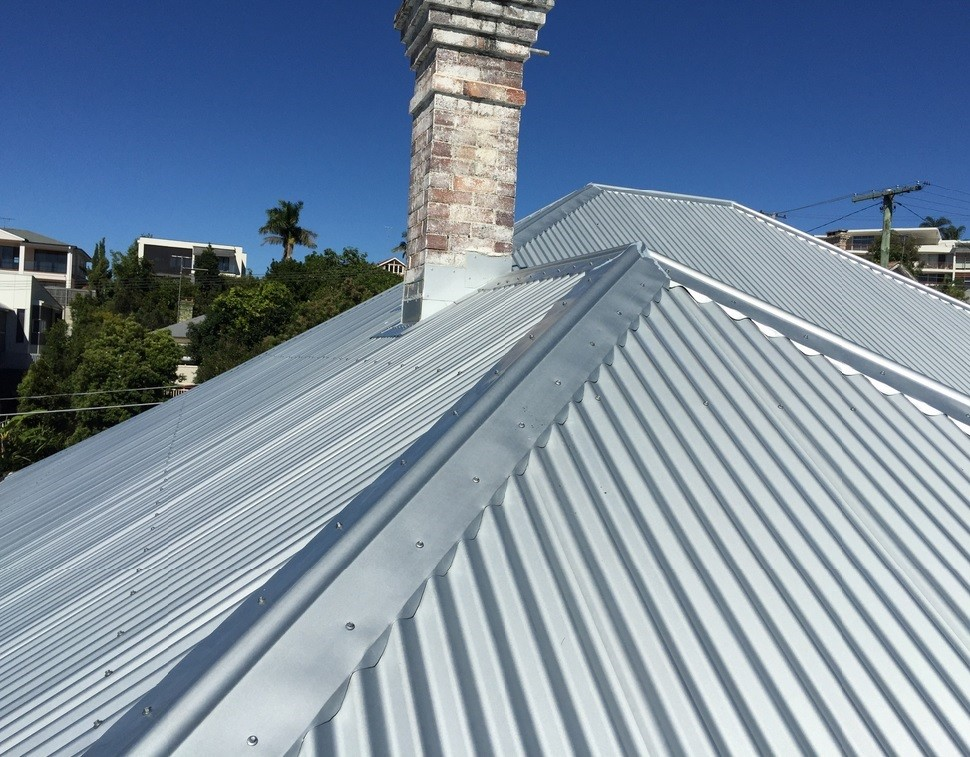 Lysaght Custom Orb 42 Zl Corrugated Metal Roofing