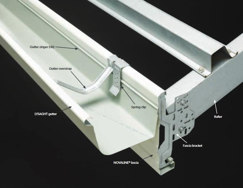 Lysaght Metal Fascia Colorbond Roofers Online