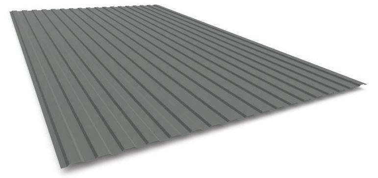 Stratco Maxirib 42 Zincalume Mini Deck Walling Shop