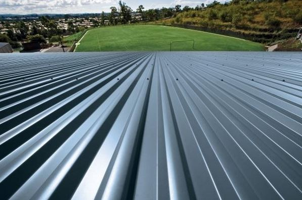 Stratco Smartspan 42 Colorbond Ultra Metal Deck Metal