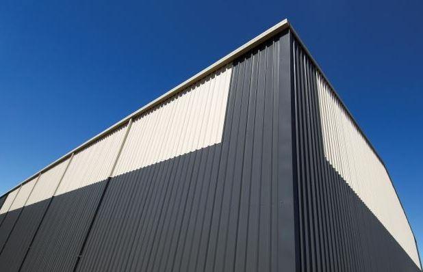 Stratco Superdek  42 Zincalume - Metal Deck - Metal Roofing