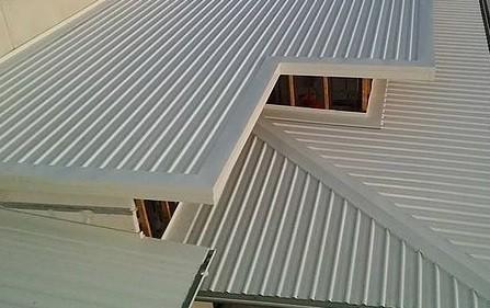 Lysaght Trimdek 42 Zincalume Metal Deck Metal Roofing