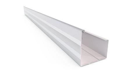 Stratco Vf Square Gutter Plain Zincalume Roofers Online