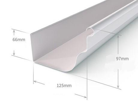 Stratco 125mm OG Gutter Slotted Colorbond - OG Gutter - Rainwater