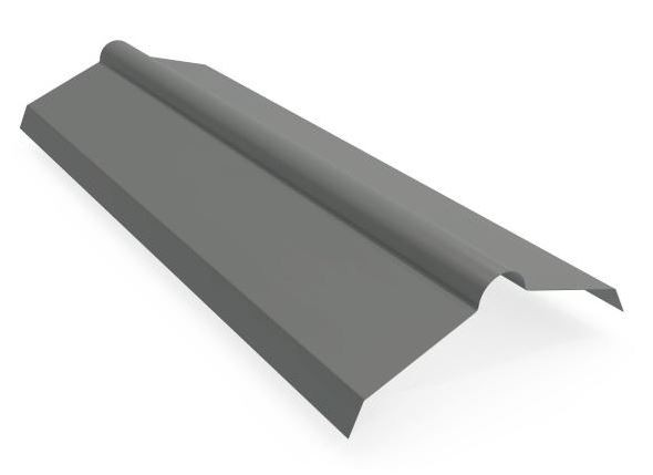 Stratco Roll Top Ridge Colorbond Roofers Online