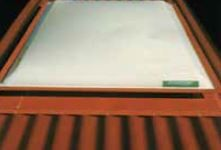 Skydome - Original Skylight To Suit Corrugated Roof Acrylic Colour