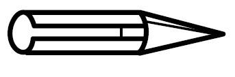Lysaght Spear Points Colorbond