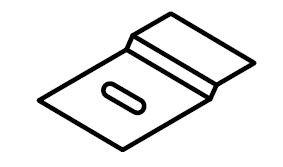 Stramit Monopanel Starter Clip