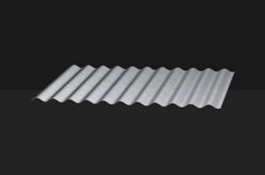 Stramit Corrugated .42 Zinc