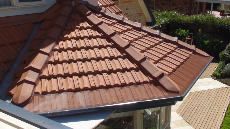 Leaf Stopper Tile 30m Gutter Edge Fine Mesh Colorbond