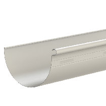 Metroll 150mm Half Round Gutter Slotted Colorbond