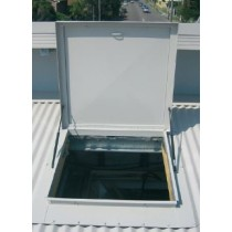Skydome Skyhatch Double Skin To Suit Metal Deck Plain