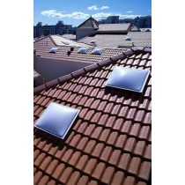 Skydome - Original Skylight To Suit Tile Roof Acrylic Plain